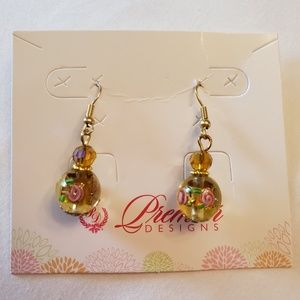 Premier Designs Secret Garden Earrings